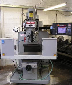XYZ Machine Tools