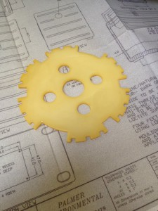 polyurethane-drive-plate