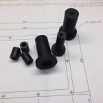 rubber grommets for brickwork cladding
