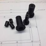 rubber grommets for brickwork cladding