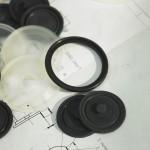 rubber moulded diaphragms