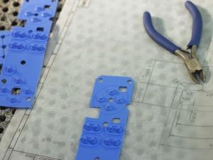 Rubber Keypads materials